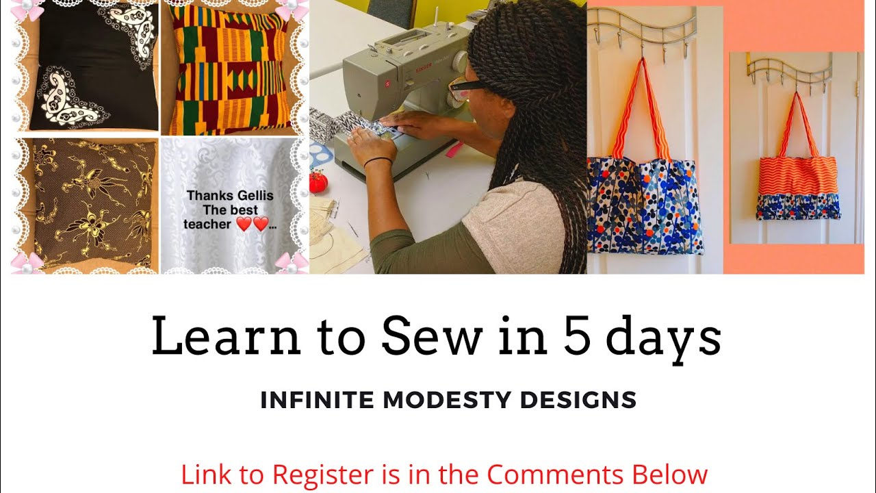 Free Online Sewing Party