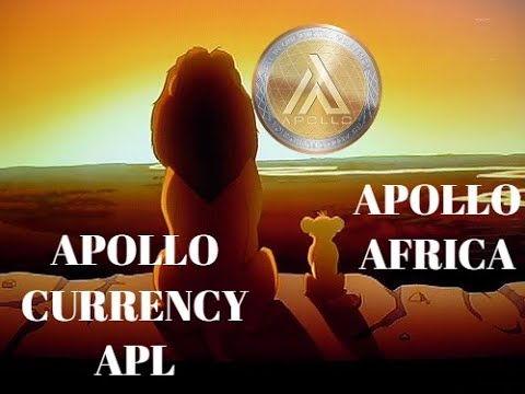 CRYPTO NEWS:STAR WARS CODE-SEC TRON APOLLO AFRICA MIDDLE EAST-APL ONLY .0007 GROUND FLOOR OPP!