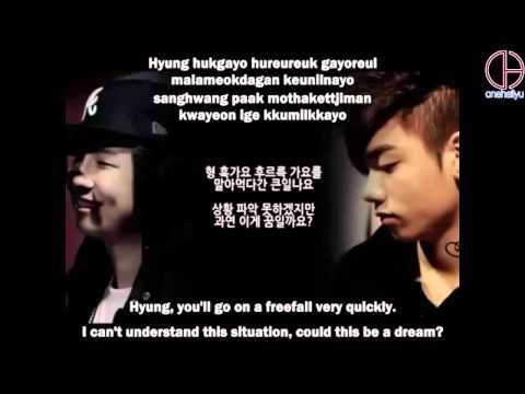 BTS (방탄소년단) - Hook가요 [ Eng Sub - Hangul - Romanization ]