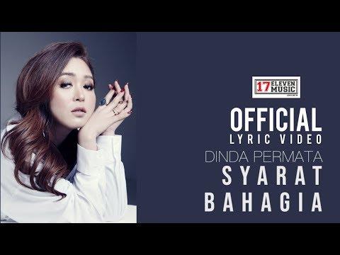 🔴 OST Adellea Sofea | DINDA PERMATA - Syarat Bahagia (OFFICIAL LYRIC VIDEO)