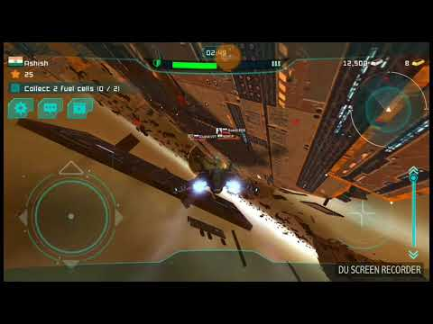 Space Jet Space ships galaxy gameplay