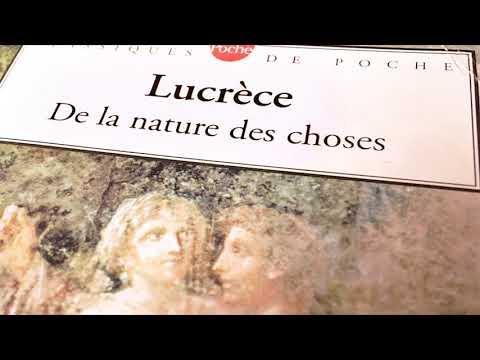 LUCRÈCE – De Rerum Natura : le Poème philosophique (France Culture, 2003)