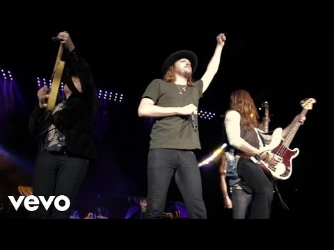 A Thousand Horses - Travelin' Man