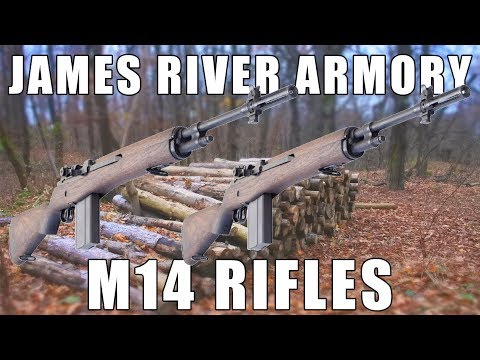 New James River Armory M14 Rifles