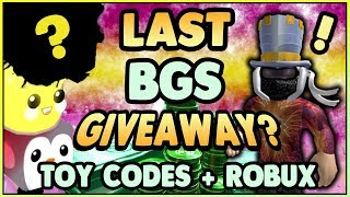 RadDadZens LAST Bubble Gum Simulator Giveaway? 💜Free Mystery Pets, Overlords 💵 Robux 🎁Toy Codes