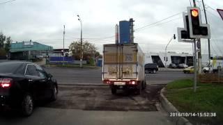 Как цыгане дорогу переходят