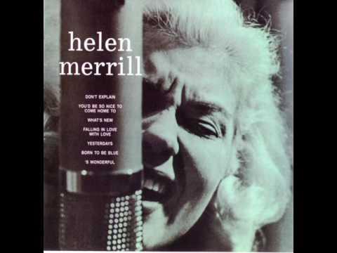 Helen Merrill & Clifford Brown - 1954 - 05 Yesterdays Mp3