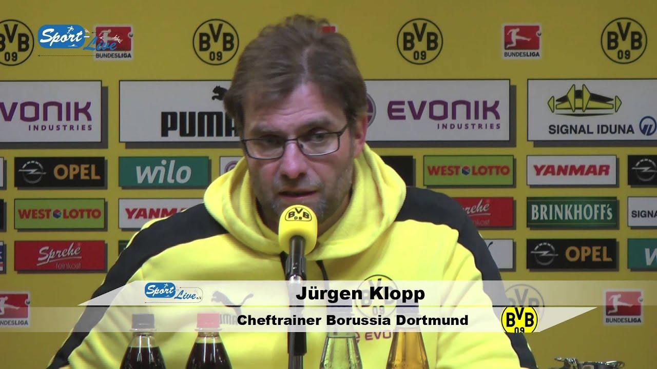 BVB Pressekonferenz vom 02. März 2013 nach dem Spiel Borussia Dortmund gegen Hannover 96