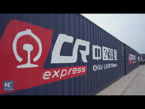 China launches another direct rail freight service to Europe
