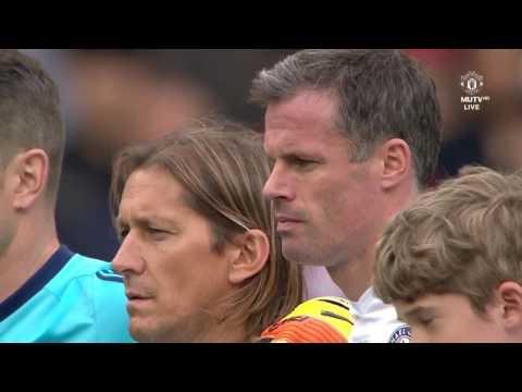 [Carrick Testimonial] Manchester United 2008 XI vs Michael Carrick All-Stars (H1)