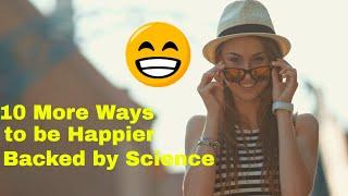 10 Habits of Happier People