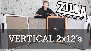 Zilla Cabs - Vertical 2x12s