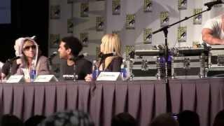 Teen Titans Go! 2013 SDCC Panel