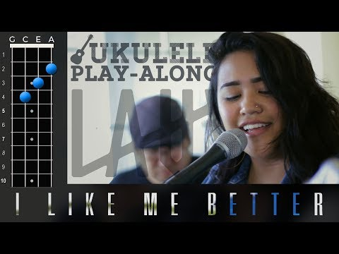 I Like Me Better (Lauv) Ukulele Play-Along!