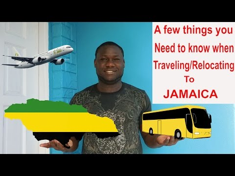 A FEW THINGS YOU NEED TO KNOW WHEN TRAVELING/RELOCATING TO JAMAICA TRANSPORTATION Part 2    #JVLOGS