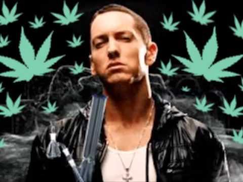 Eminem weed