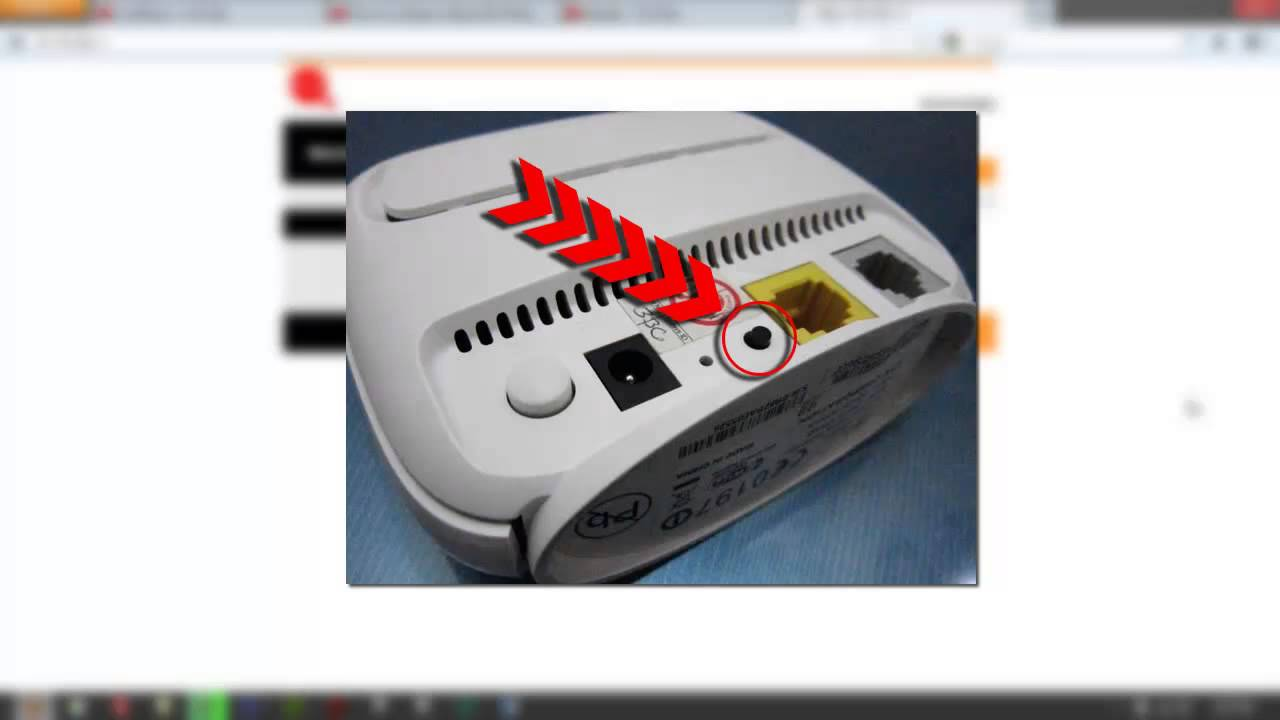 How to Check and Reset (BayanDSL) ZTE ZXV10 W300 Series Modem-Router ...