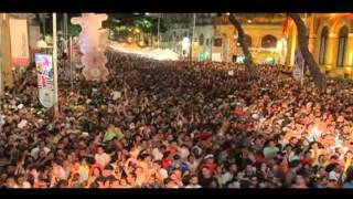 ANDRÉ RIO NO SHOW DO MARCO ZERO - CARNAVAL 2013
