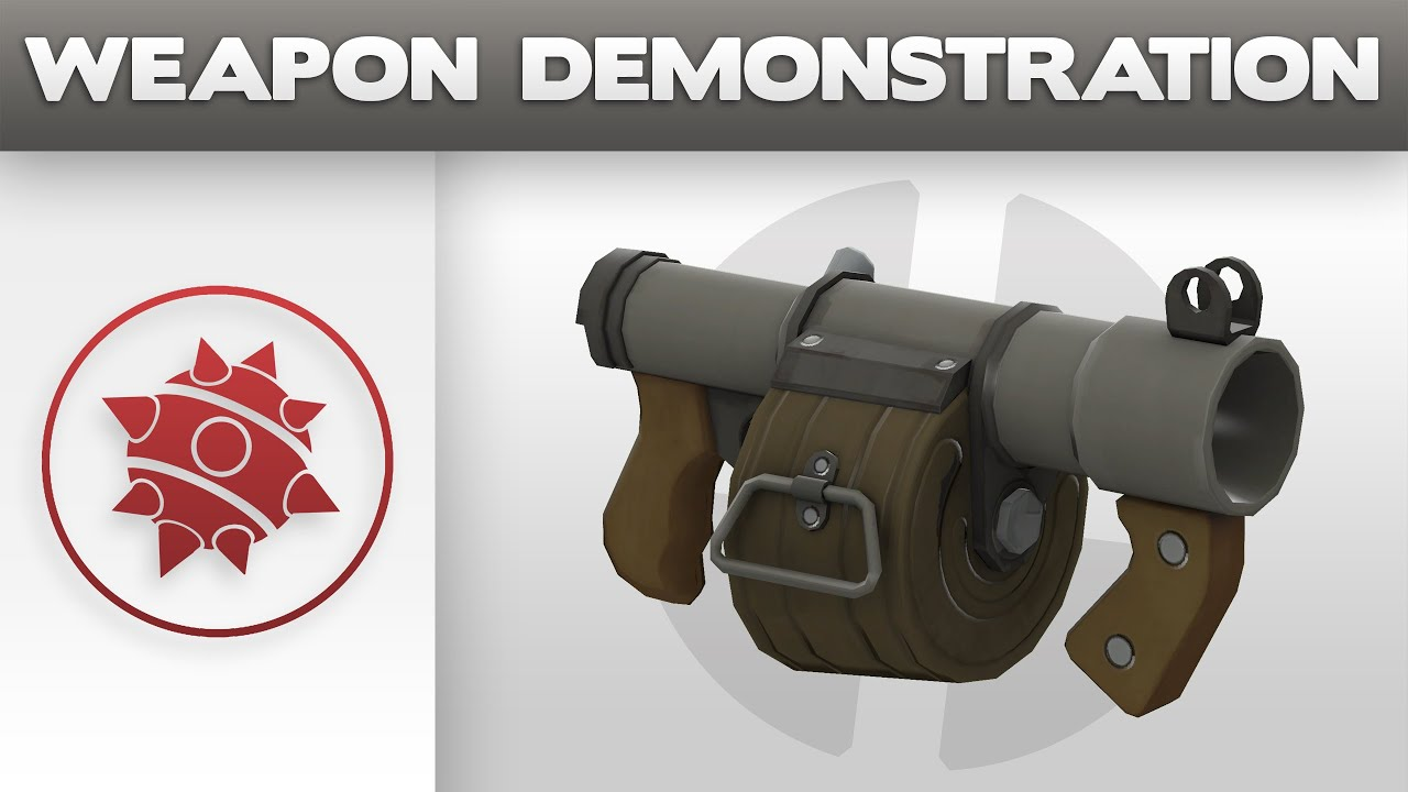Stickybomb Launcher - Official TF2 Wiki | Official Team