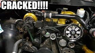 cracked-cummins-engine-parts-new-wheels-tires