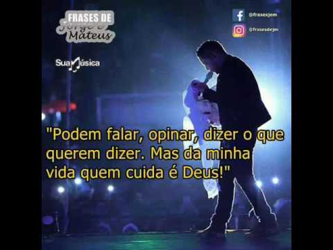 Frases De Wesley Safadão Youtube