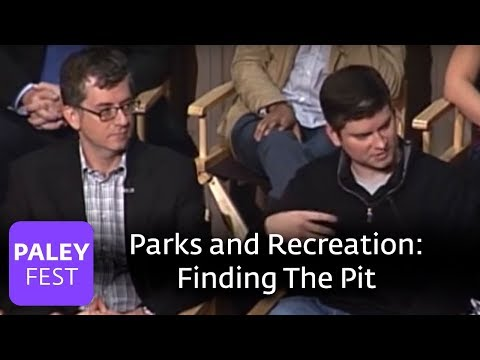 Parks & Recreation  Finding The Pit Paley Center, 2009