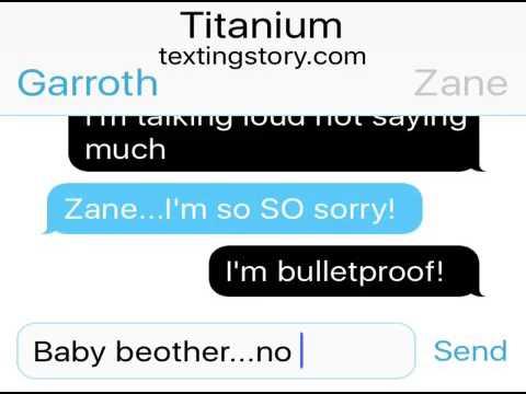 Titanium Lyric prank!