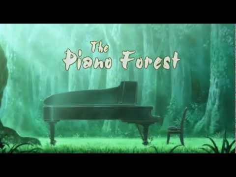 Piano Forest Anime Trailer