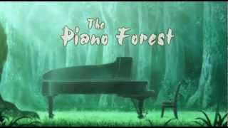 Piano Forest (Anime) -- Trailer