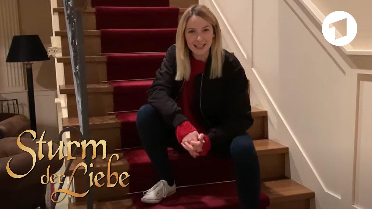Sie ist die Neue: Julia Gruber spielt Amelie Limbach  | Sturm der Liebe