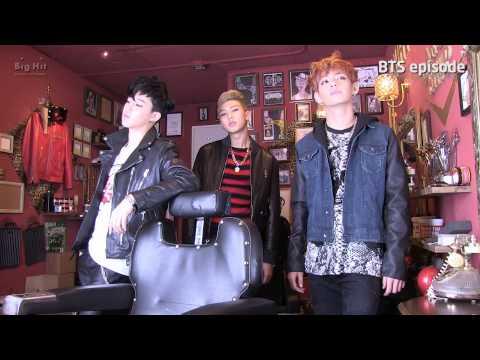 [Episode] 'Skool Luv Affair' Jacket Photo shooting Sketch