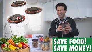 Keep Food Fresh! Best Vacuum Sealer Review - The Deal Guy Matt Granite