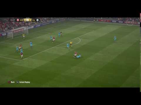 Jack wilshere fantastic goal!!