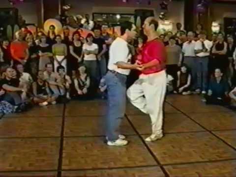 West Coast Swing Jam - Phoenix 1998