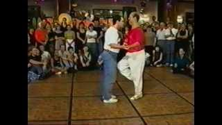 West Coast Swing Jam - Phoenix 1998