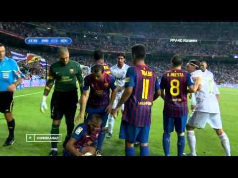 Pepe vs Alves