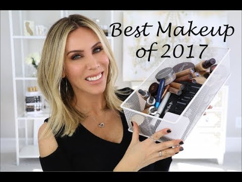 BEST OF BEAUTY 2017! My Most Used Makeup of the Year