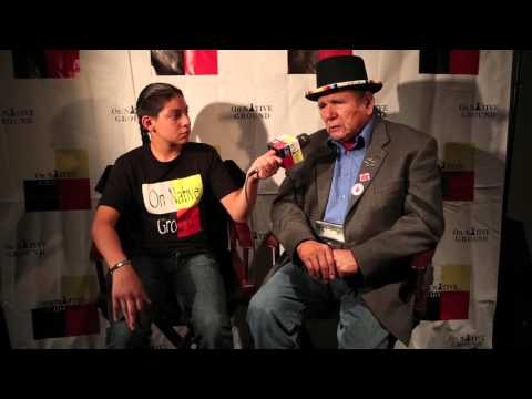 Dennis Banks interviewed by Danny Herrera