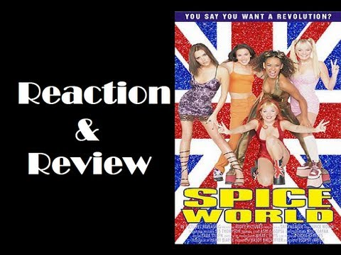 """""""Spice World"""" Reaction & Review"""