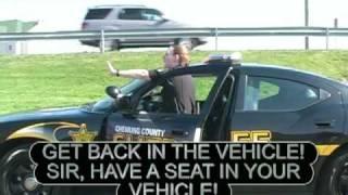Law enforcement procedures for the deaf