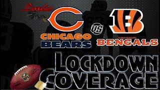 Lockdown Coverage | Chicago Bears vs. Cincinnati Bengals  WK 14 Analysis | #LouieTeeLive🏈🏈🏈 thumbnail