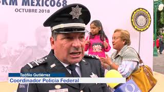 Policía Federal recibió agresión por actos intimidatorios