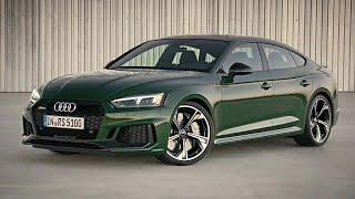 Audi RS5 Sportback 2019 (SPORTS SEDAN)