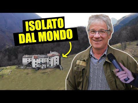 DOMANDE nel PAESE più ISOLATO d'ITALIA - thepillow