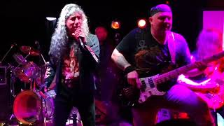 Charly from Alvacast with Metal Legends live (Iron Maiden covers) Full show