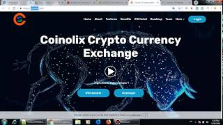 Binance Alternative - A Pure Cryptocurrency Exchange With World class Trading Facility | Coinolix |