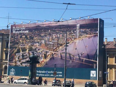 A Look At Abu Dhabi's 'Bad Joke' The Belgrade Waterfront Pro