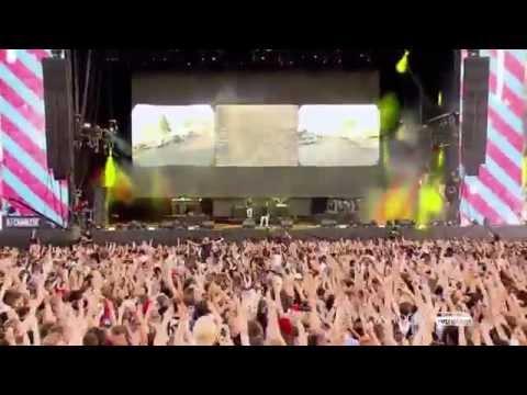 Kendrick Lamar Wireless Festival 2015 Live Performance