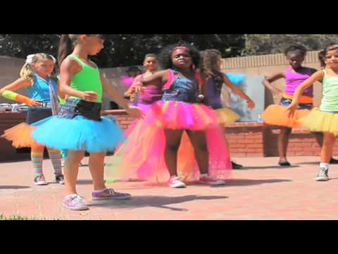 """""""I Rock My Tutu!"""" Official Music Video-Jayda B featuring the Brown Boys"""