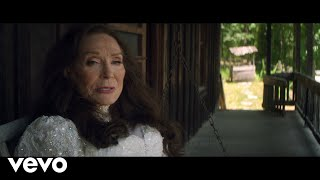 Loretta Lynn - Coal Miners Daughter (Recitation) (Official Music Video) YouTube Videos